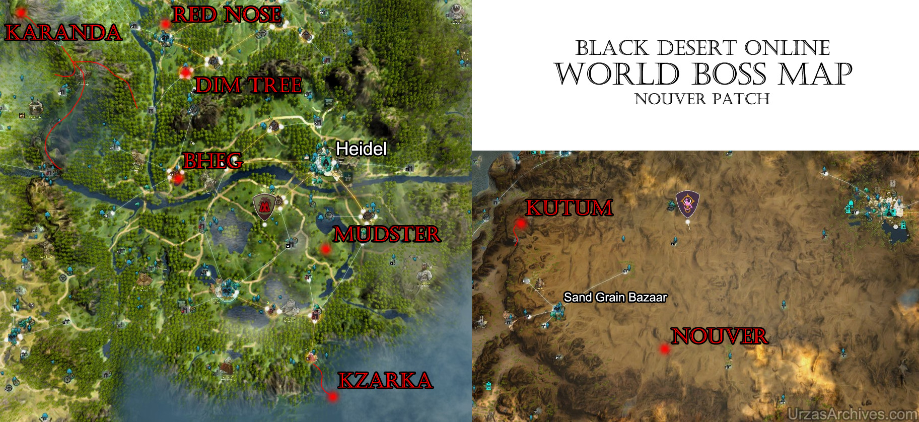 Black desert online world boss field boss timer eu urzas links gumiabroncs Images